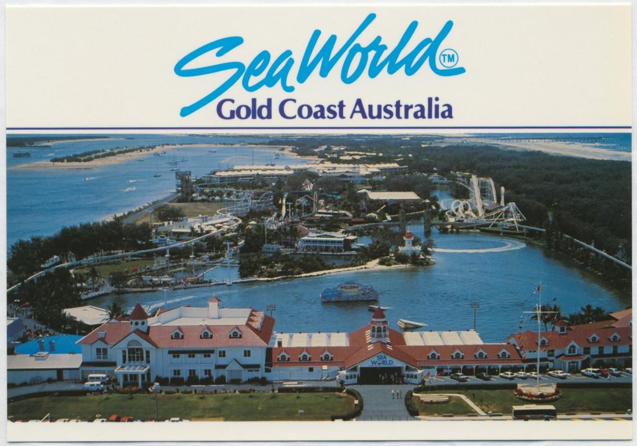 Sea World History