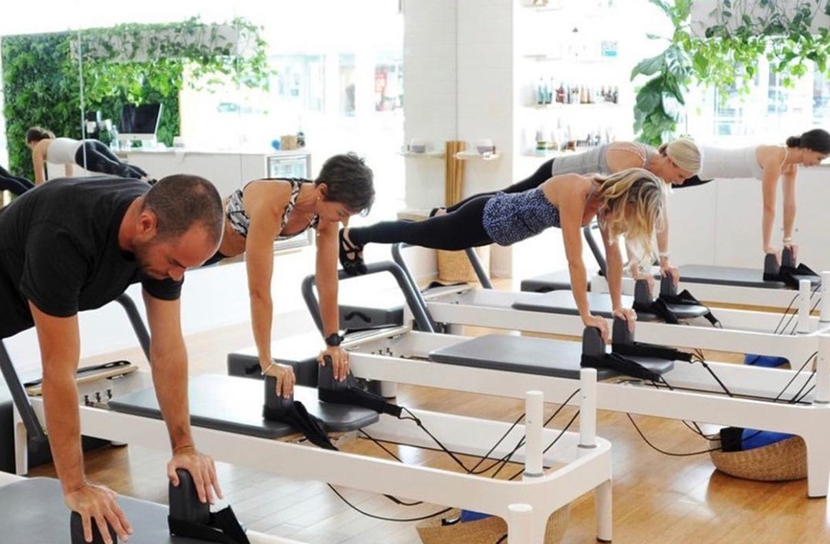 Rider Benefits Pilates