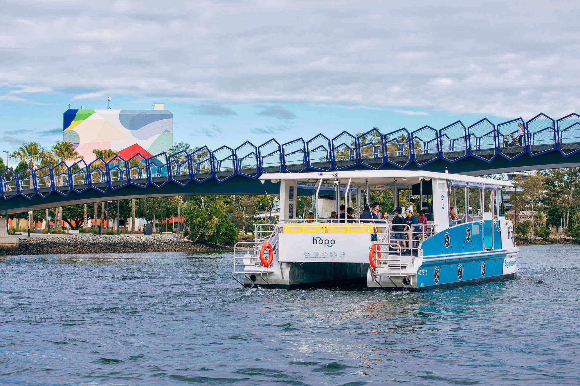 Gold Coast cruise