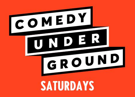 Comedy Underground small